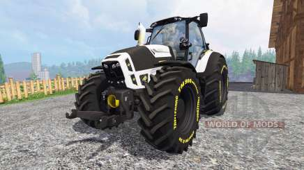 Deutz-Fahr Agrotron 7250 Minion para Farming Simulator 2015
