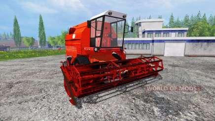 Bizon Z083 para Farming Simulator 2015