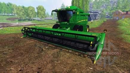 John Deere S550 para Farming Simulator 2015