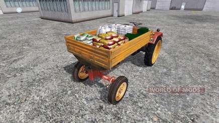 Fortschritt GT 124 para Farming Simulator 2015