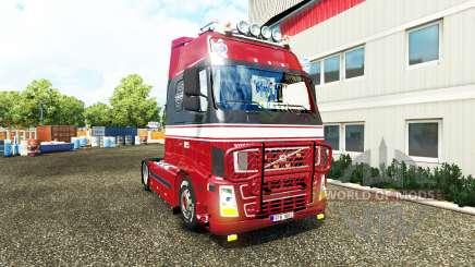Volvo FH12 XL para Euro Truck Simulator 2