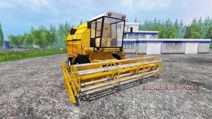 Bizon Z083 [yellow] para Farming Simulator 2015