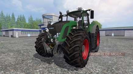 Fendt 924 Vario v3.1 para Farming Simulator 2015