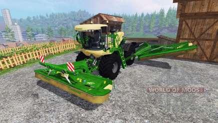 Krone Big M 500 v1.1 para Farming Simulator 2015