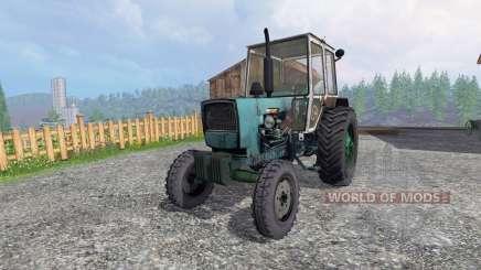 UMZ-KL [washable] v2.0 para Farming Simulator 2015