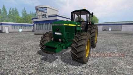 John Deere 4755 v1.1 para Farming Simulator 2015