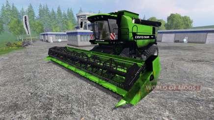 Deutz-Fahr 7545 RTS para Farming Simulator 2015
