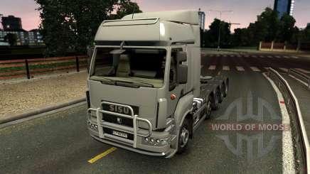 Sisu R500 para Euro Truck Simulator 2