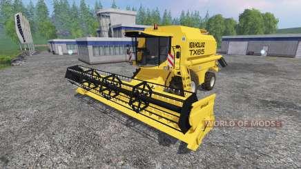 New Holland TX65 para Farming Simulator 2015