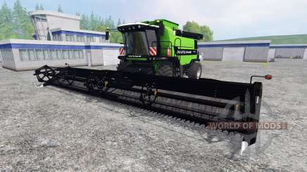 Deutz-Fahr 7545 RTS v1.2.8 para Farming Simulator 2015