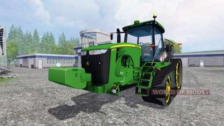 John Deere 8360RT para Farming Simulator 2015