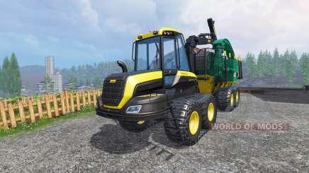 PONSSE Buffalo Wood Chipper v1.1 para Farming Simulator 2015