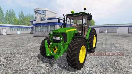 John Deere 5080M FL para Farming Simulator 2015