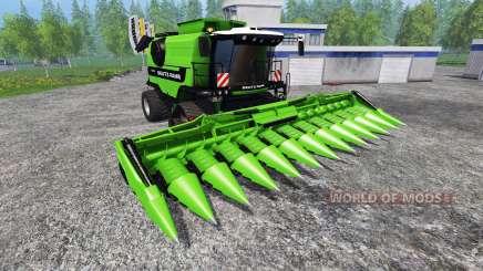 Deutz-Fahr 7545 RTS [green beast] para Farming Simulator 2015