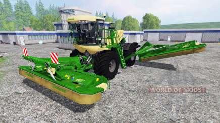 Krone Big M 500 v1.01 para Farming Simulator 2015