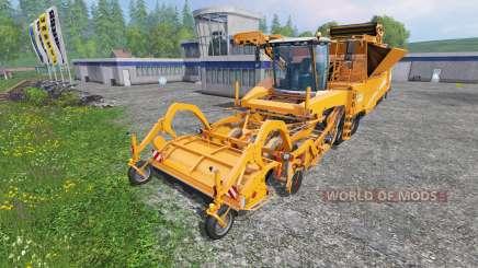 Grimme Tectron 415 [orange] para Farming Simulator 2015