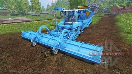Grimme Tectron 415 v1.2 para Farming Simulator 2015