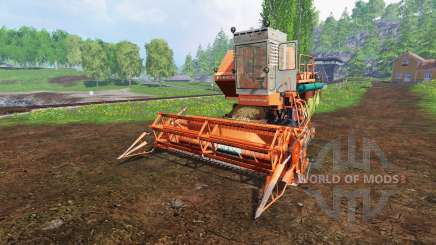 Yenisei-1200 v1.0 para Farming Simulator 2015