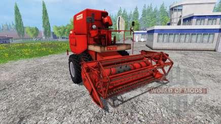 Fahr M66 [twinwheels] para Farming Simulator 2015