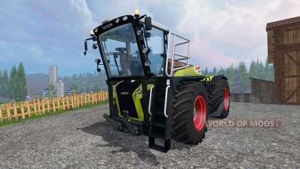 CLAAS Xerion 4000 SaddleTrac para Farming Simulator 2015