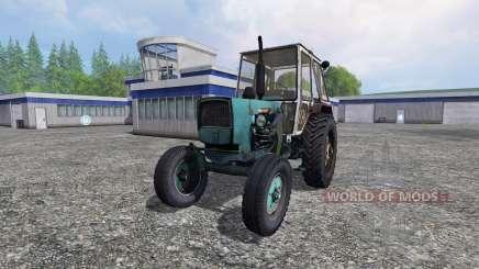 UMZ-CL v2.2 cargador frontal para Farming Simulator 2015