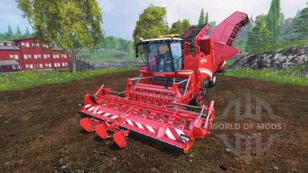 Grimme Maxtron 620 [100000 liters] para Farming Simulator 2015