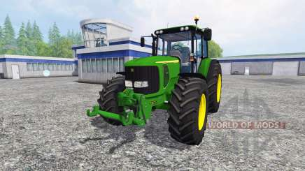 John Deere 6920 S para Farming Simulator 2015