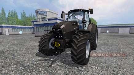 Deutz-Fahr Agrotron 7250 [warrior] v2.1 para Farming Simulator 2015