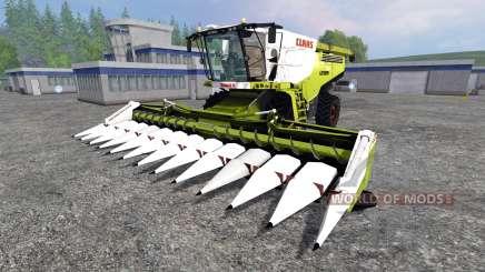 CLAAS Lexion 780 [wheels washable] para Farming Simulator 2015