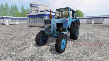 MTZ-80 v4.0 para Farming Simulator 2015