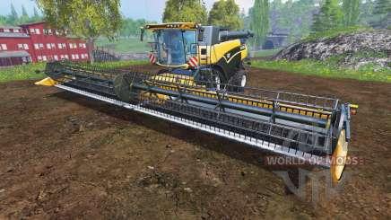 Caterpillar Lexion 590R v1.41 [fix] para Farming Simulator 2015