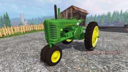 John Deere Model A para Farming Simulator 2015