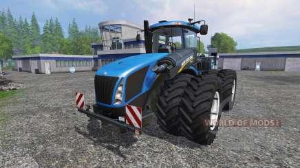 New Holland T9.670 DuelWheel v2.0 para Farming Simulator 2015
