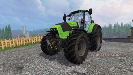 Deutz-Fahr Agrotron 7250 TTV v4.0 para Farming Simulator 2015