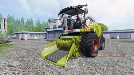 CLAAS Jaguar 980 [forest] para Farming Simulator 2015