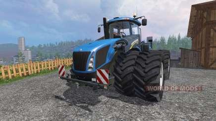 New Holland T9.565 Duel Wheel v2.0 para Farming Simulator 2015