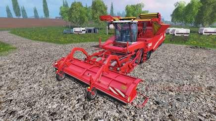 Grimme Tectron 415 [wide] v1.1 para Farming Simulator 2015