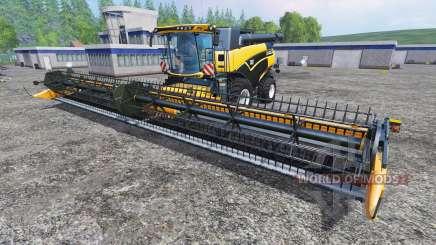 Caterpillar Lexion 590R para Farming Simulator 2015