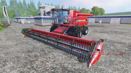 Case IH Axial Flow 9230 [twin wheels] v1.1 para Farming Simulator 2015
