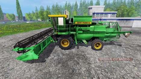 No 1500B v2.0 para Farming Simulator 2015