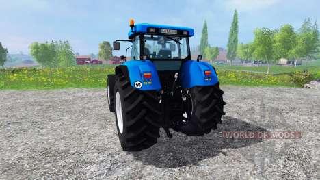 New Holland T7550 v4.0 para Farming Simulator 2015