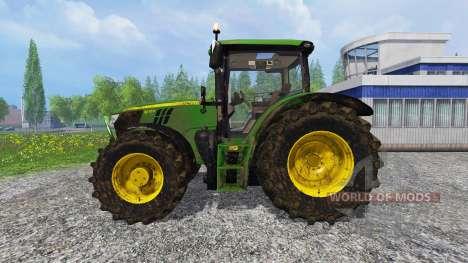 John Deere 6170R v2.0 para Farming Simulator 2015