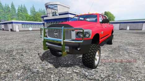 Dodge Ram 2500 Heavy Duty para Farming Simulator 2015