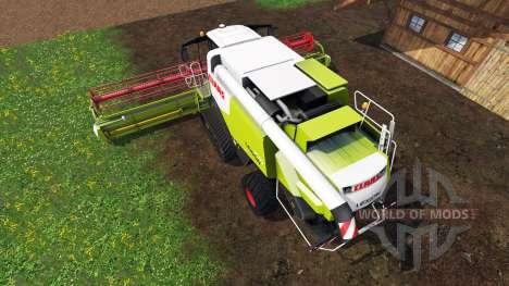 CLAAS Lexion 770TT v1.2 para Farming Simulator 2015