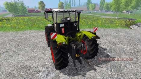 CLAAS Xerion 3300 TracVC para Farming Simulator 2015