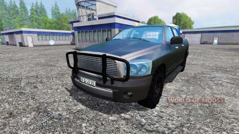 Dodge Ram Service v1.0 para Farming Simulator 2015