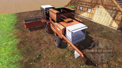 No-1500 [pack] para Farming Simulator 2015