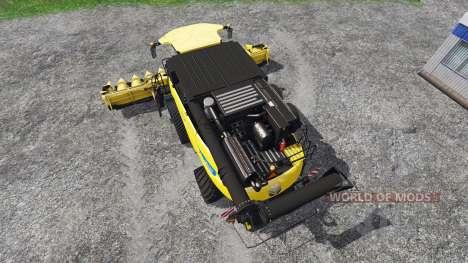 New Holland CR10.90TT v1.1 para Farming Simulator 2015