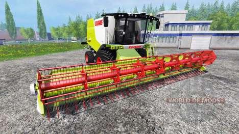 CLAAS Lexion 670 para Farming Simulator 2015