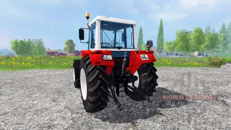 Steyr 8090A Turbo SK2 [larmarm] para Farming Simulator 2015